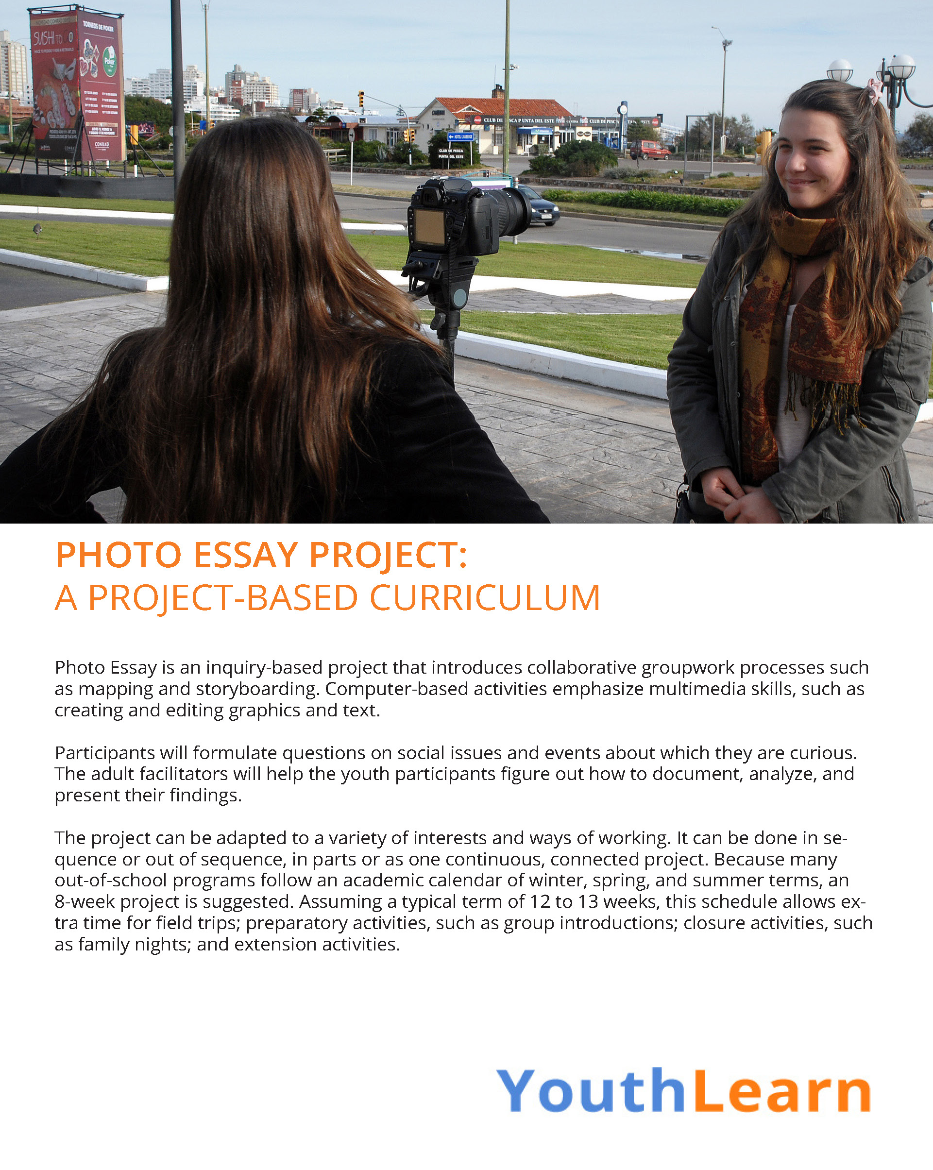 photo essay a project based curriculum photo essay