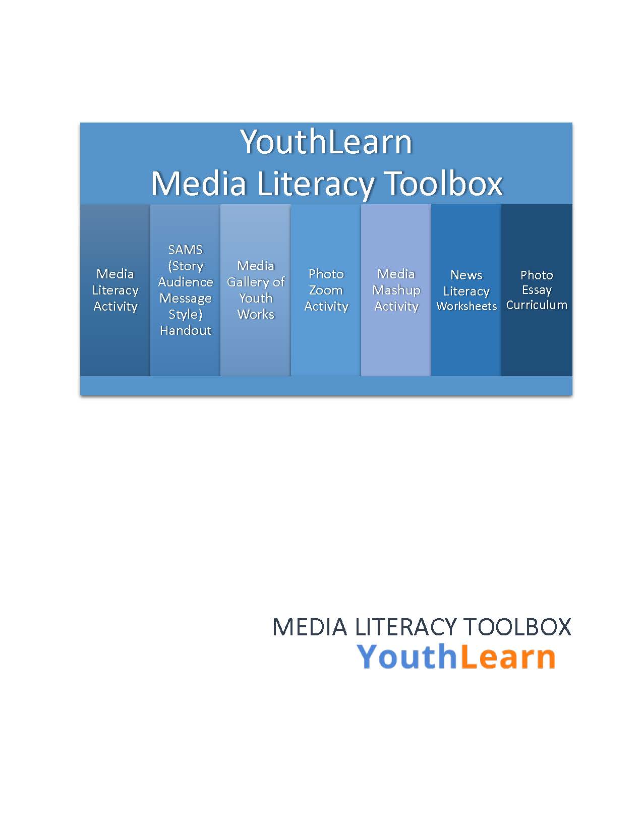 youth media literacy toolbox media literacy toolboxcoverpage